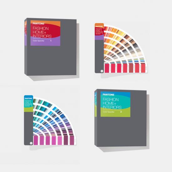 PANTONE Fashion, Home & Interiors Color Specifier & Guide Set