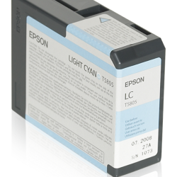 Epson UltraChrome K3 - Light Cyan - 80ml