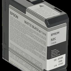 Epson UltraChrome K3 - Matte Black - 80ml