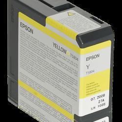 Epson UltraChrome K3 - Yellow - 80ml