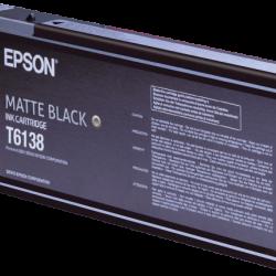 Epson Ultrachrome K3 - 110ml T613800 - Matte Black