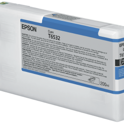 Epson Ultrachrome HDR - Cyan - 200ml