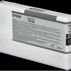 Epson Ultrachrome HDR - Matte Black - 200ml