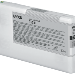 Epson Ultrachrome HDR - Light Light Black - 200ml