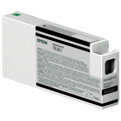 Epson Ultrachrome HDR - Photo Black - 700 ml