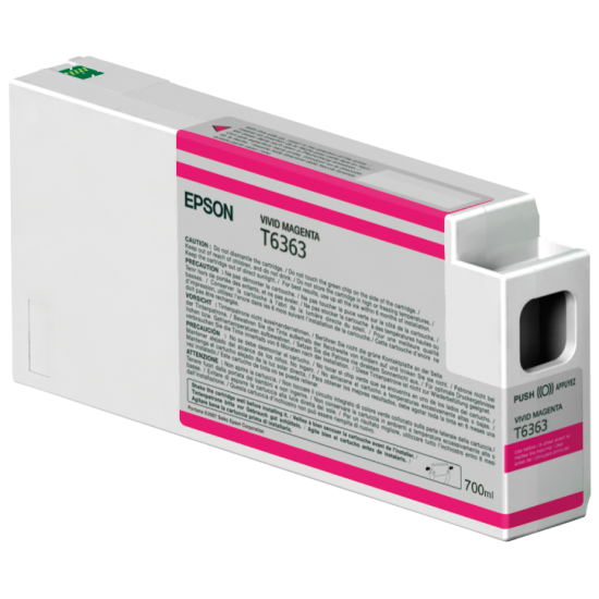Epson Ultrachrome HDR - Vivid Magenta - 700 ml