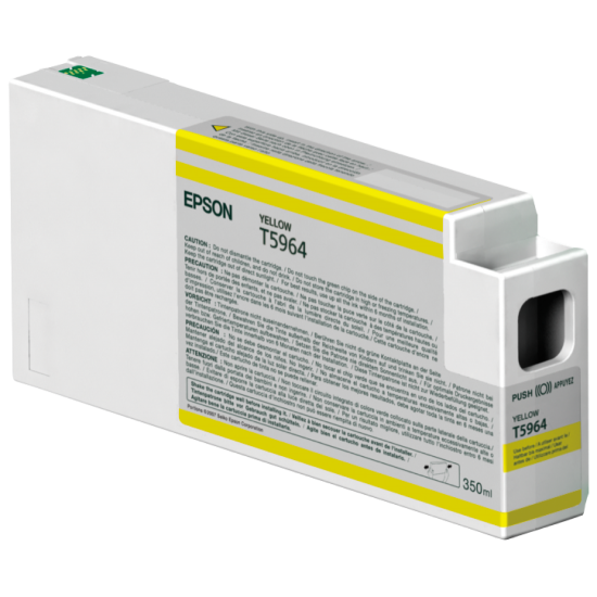 Epson Ultrachrome HDR - Yellow - 350ml