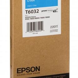 Epson Ultrachrome K3 - Cyan - 220ml