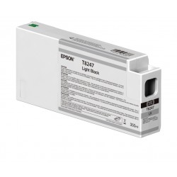 Epson HDX/HD 350ml Light Black