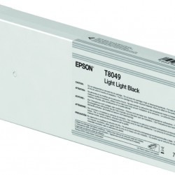 Epson HDX/HD 700ml Light Light Black