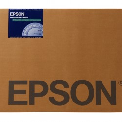 "Epson Enhanced Matte Poster Board - 30"" x 40-inch roll"