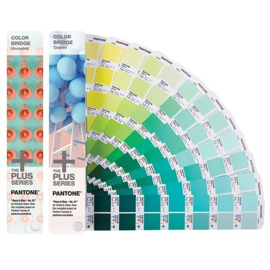Pantone Plus Colorbridge Coated & Uncoated (two-guide set)